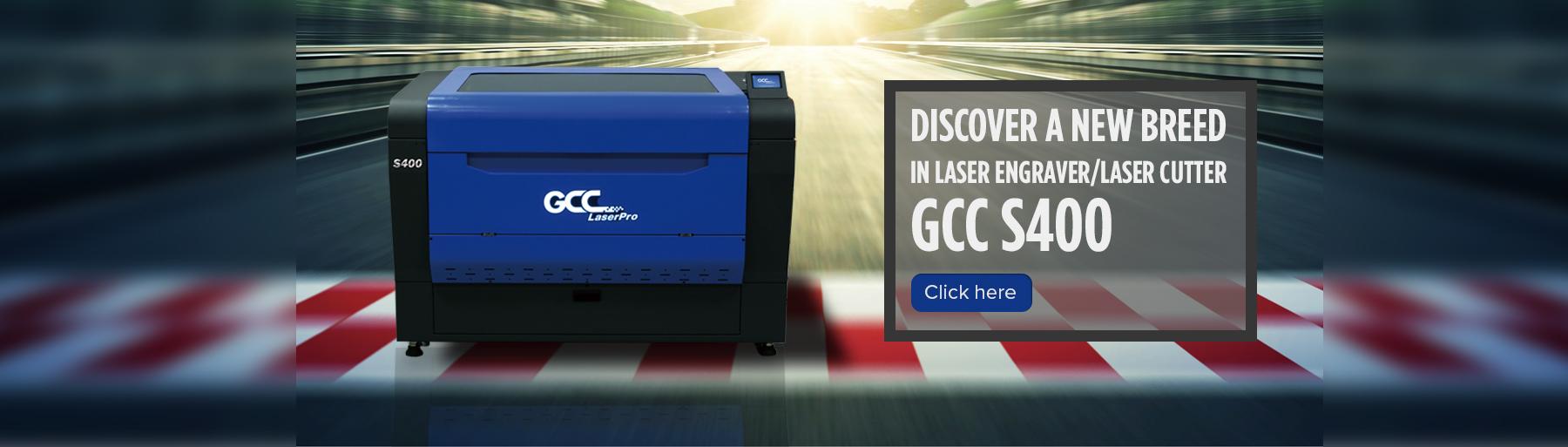 GCC LaserPro Co2 Laser Engravers / Laser Cutters   Grafityp UK Limited