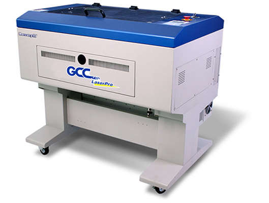 Mercury laser engraving machine