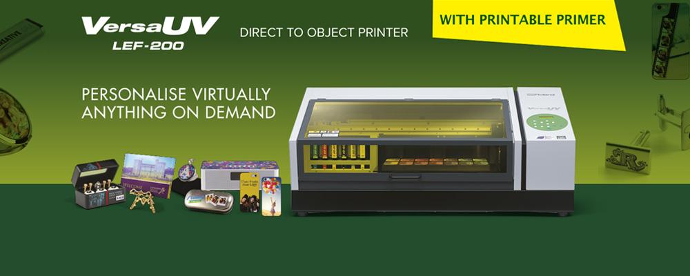 Roland Large Format Printers
