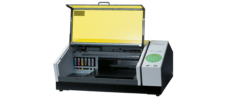 Roland VersaUV LEF-200 UV Inkjet Printer | Grafityp UK Limited