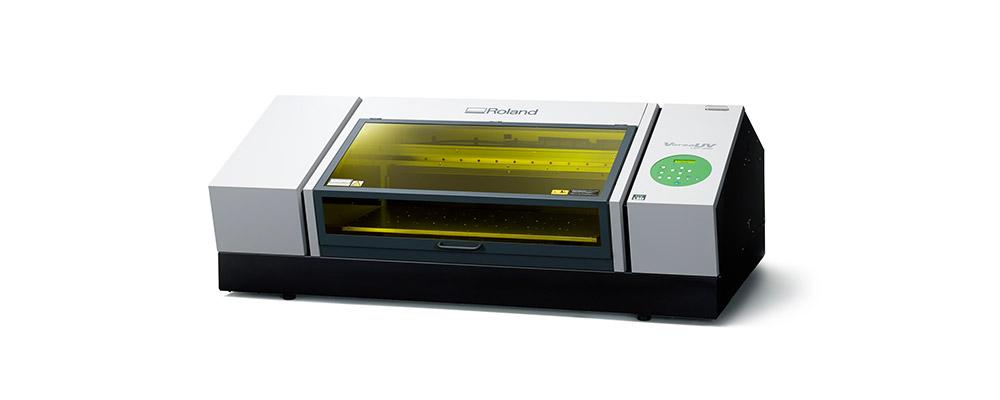 Roland Versauv Lef 300 Uv Inkjet Printer Grafityp Uk Limited