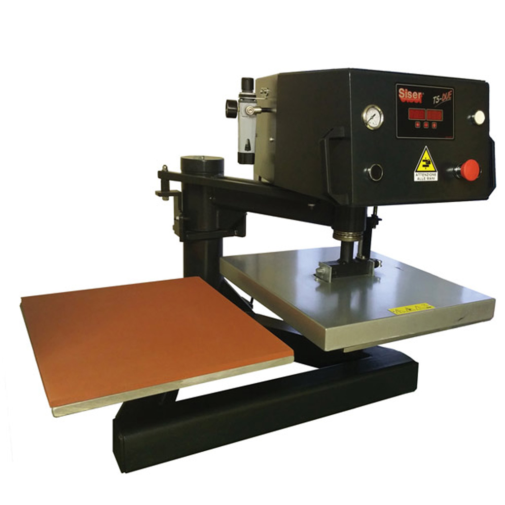 Siser TS Duo Air Heat Press