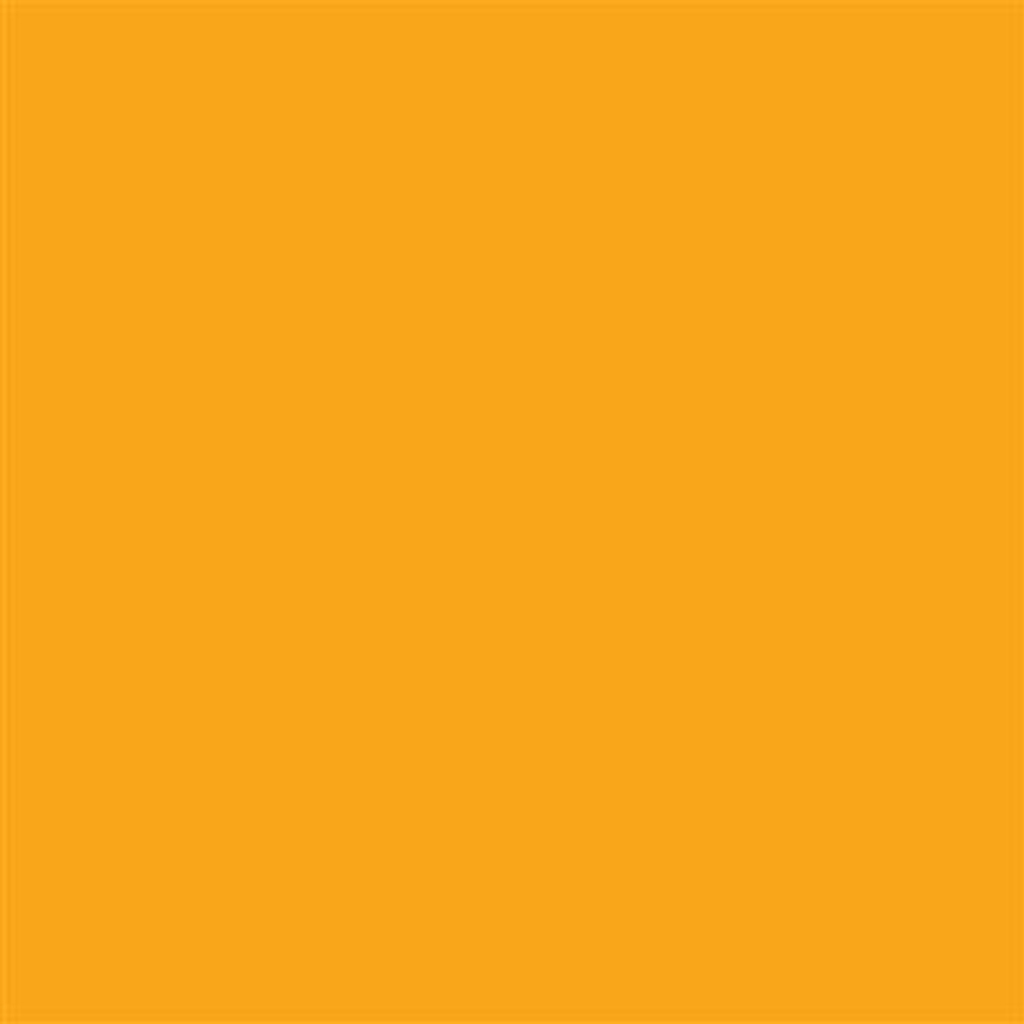 6-GEFM15 Eco-friendly PVC FREE Matt Yellow 5 Year Semi-Permanent Adhesive 610mm