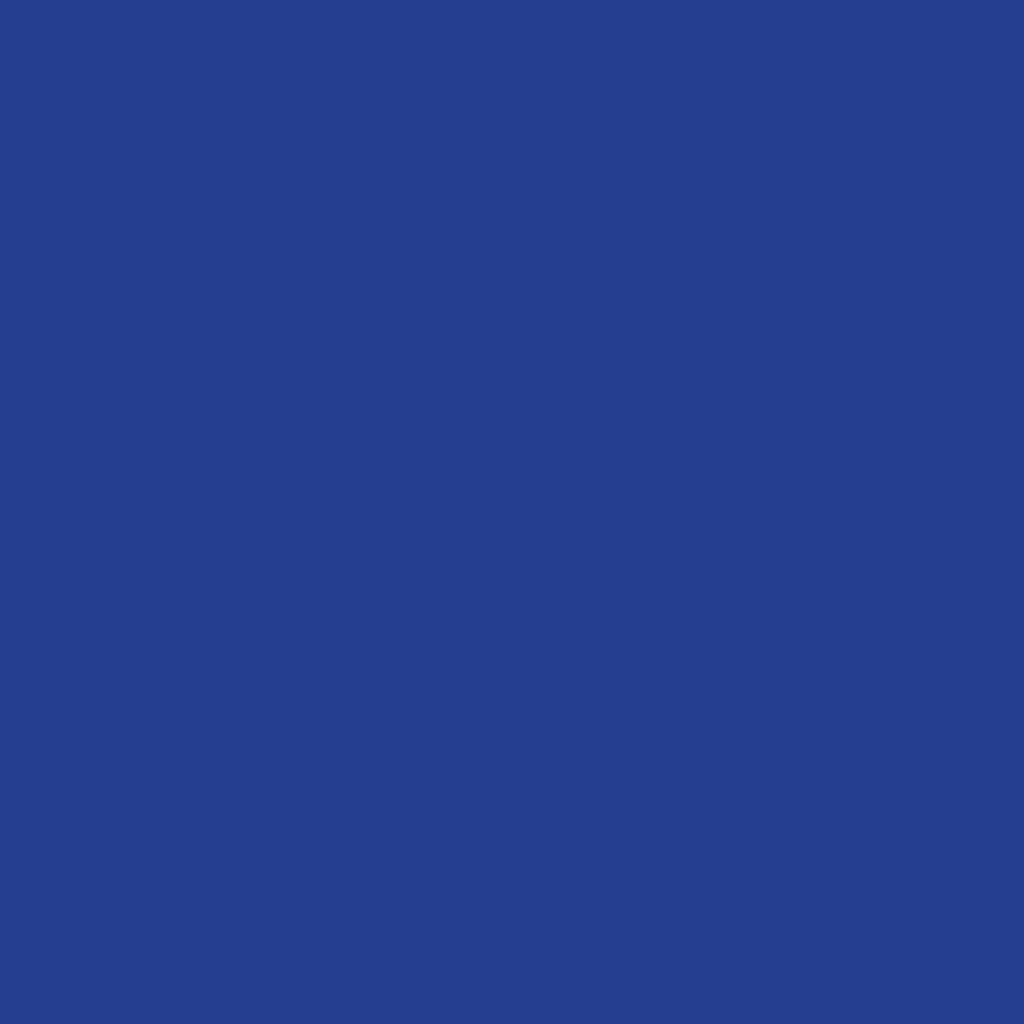 6-TL755 Translucent Cornflower Blue 7 Year Permanent Adhesive 610mm