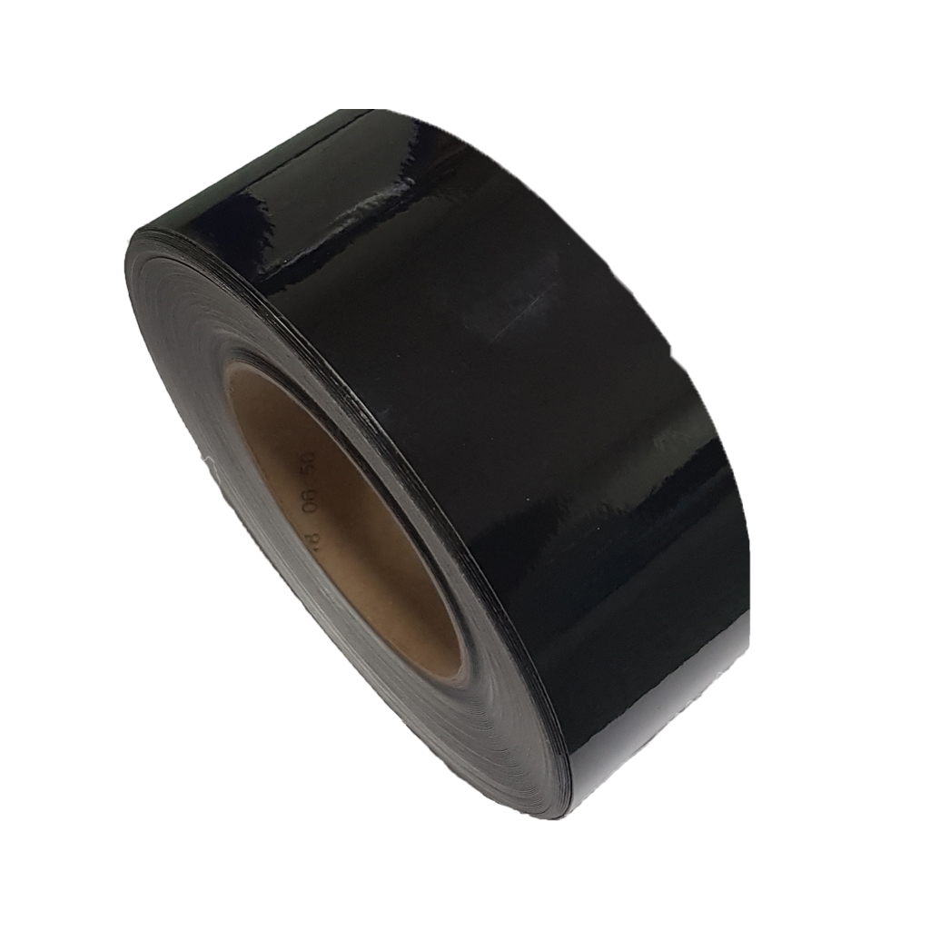 Chrome-Away De-Chroming Tape Black Gloss 50mm x 35m