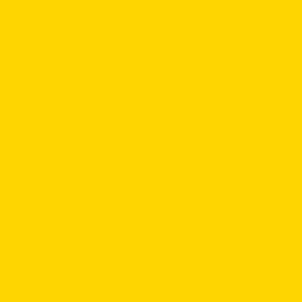 BA02053 Eyeleted and Hemmed Banner Yellow 53cm x 1 Metre