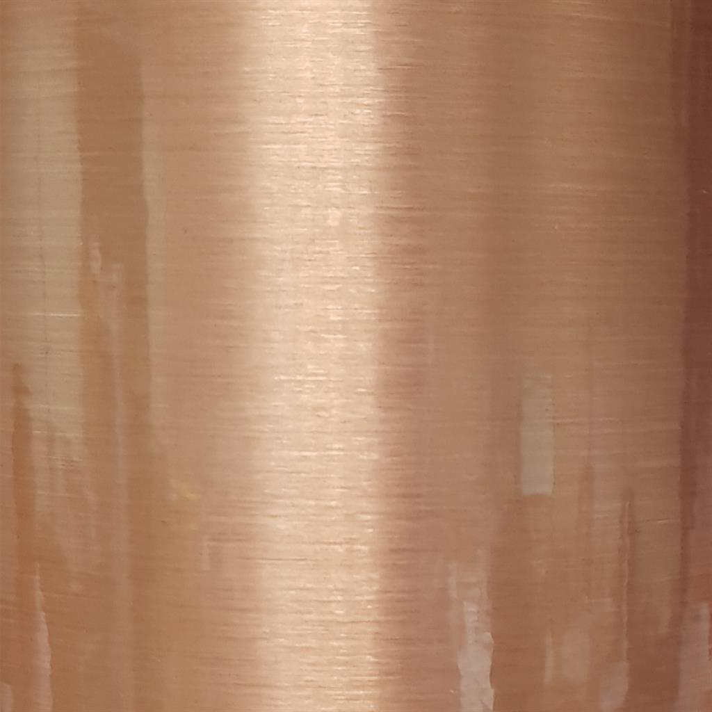 12-RT22 Fine Brushed Rose Gold Outdoor 1220mm