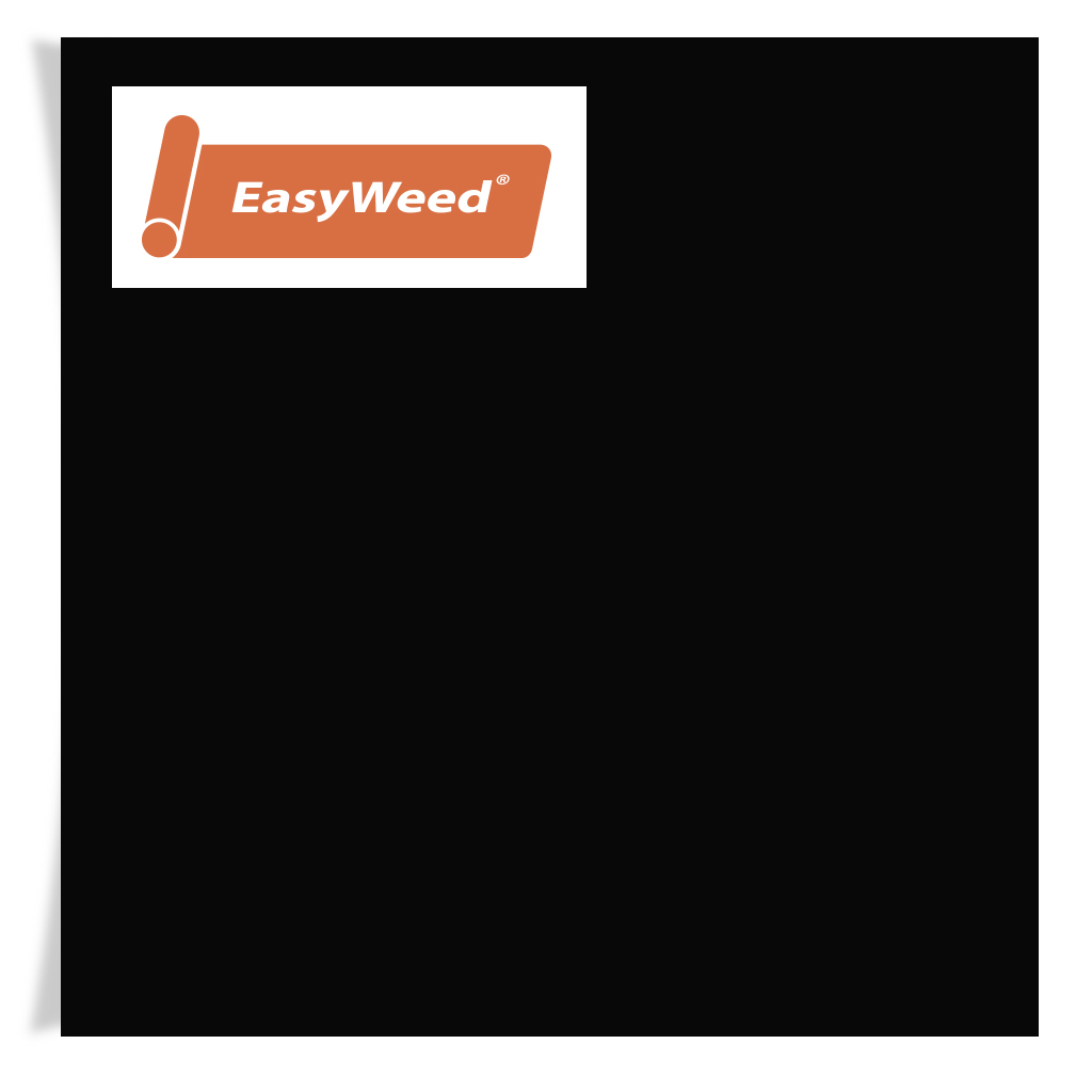 A4 Sheet Siser EASYWEED Black