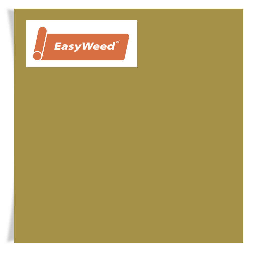 A4 Sheet Siser EASYWEED Gold