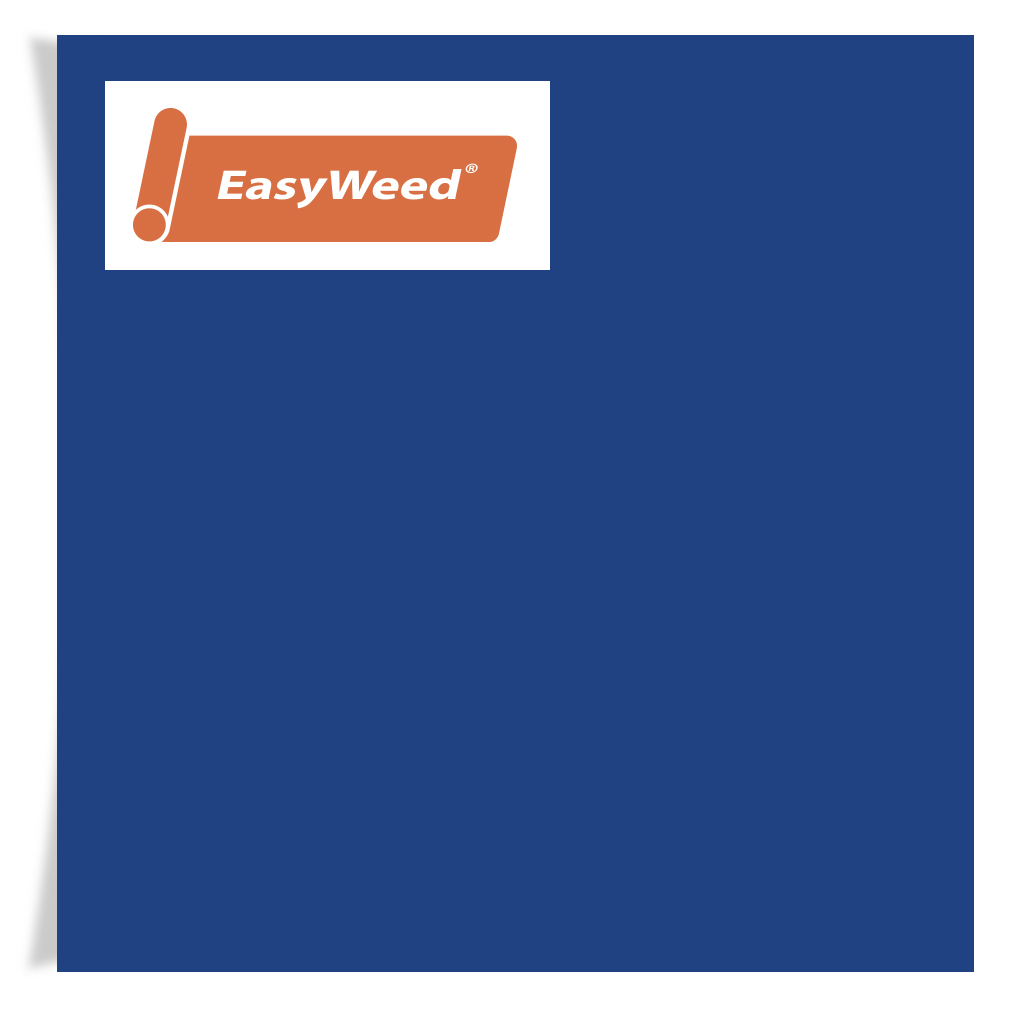 A4 Sheet Siser EASYWEED Navy Blue