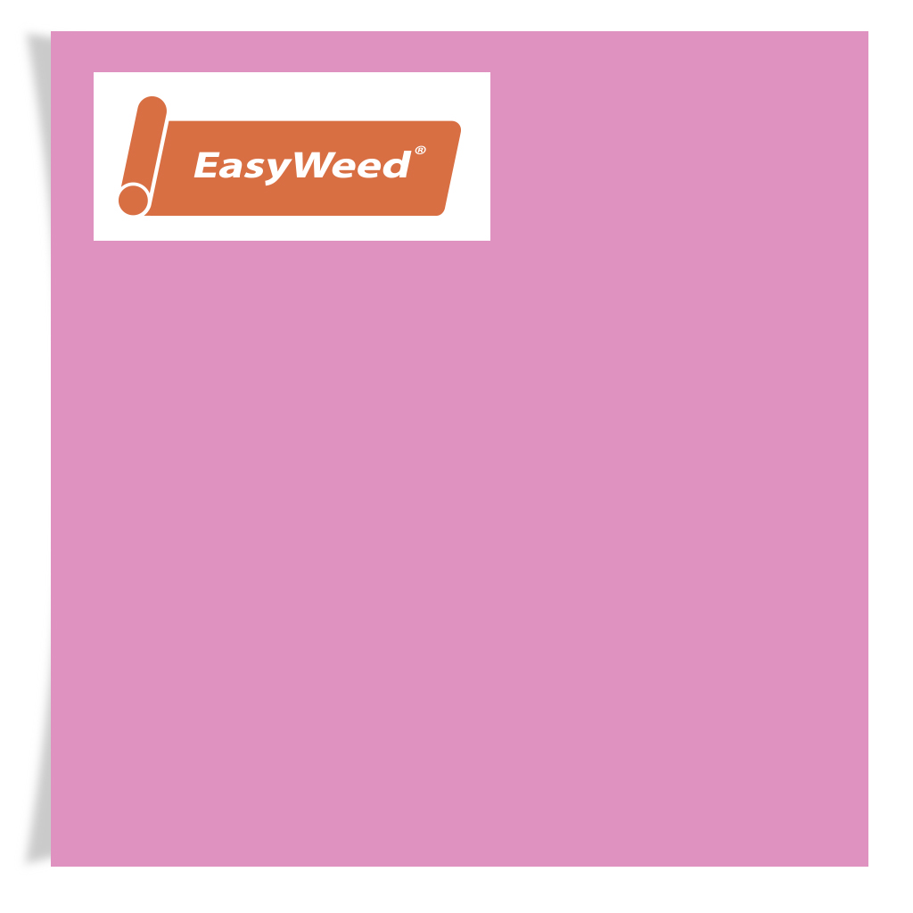 A4 Sheet Siser EASYWEED Day-Glo Pink
