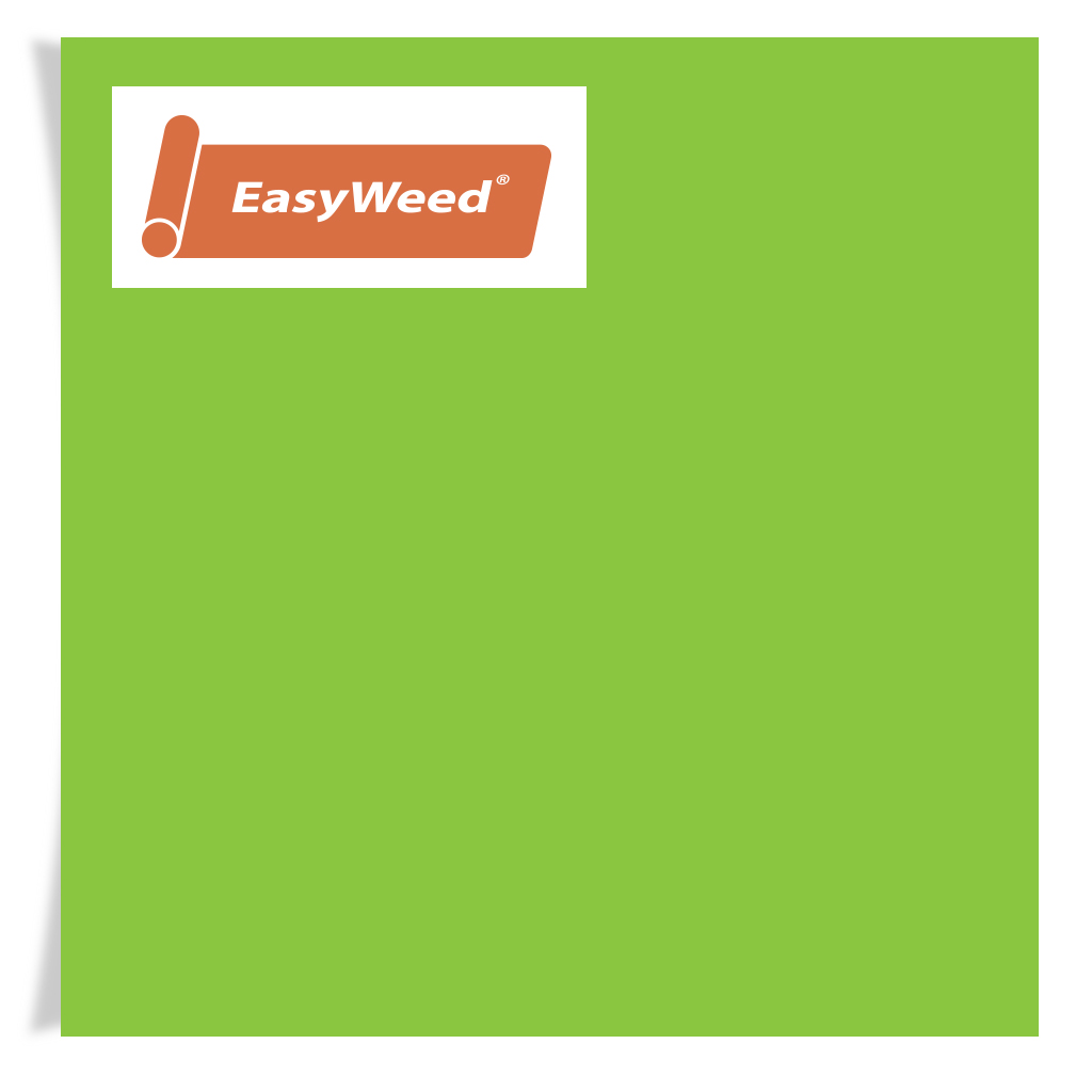 A4 Sheet Siser EASYWEED Day-Glo Green