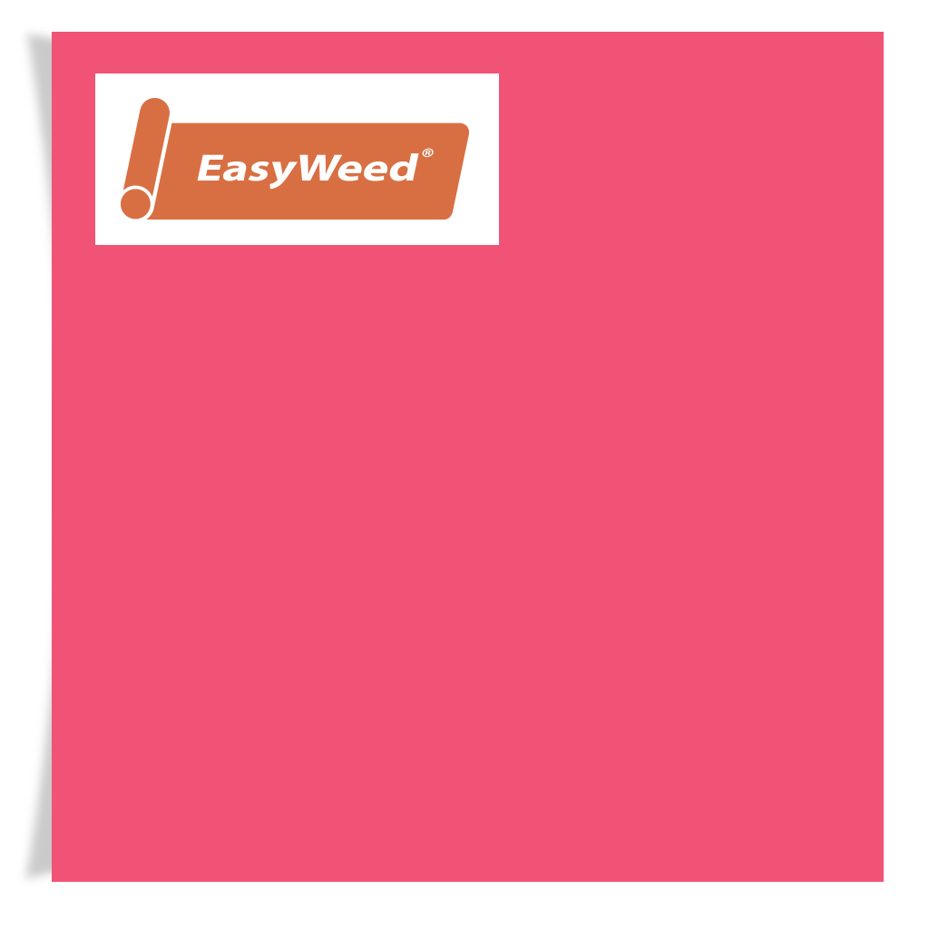 A4 Sheet Siser EASYWEED Pink