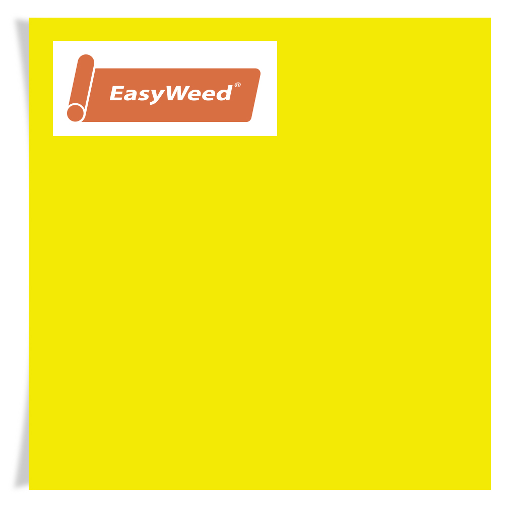 EASYWEED Day-Glo Yellow A4