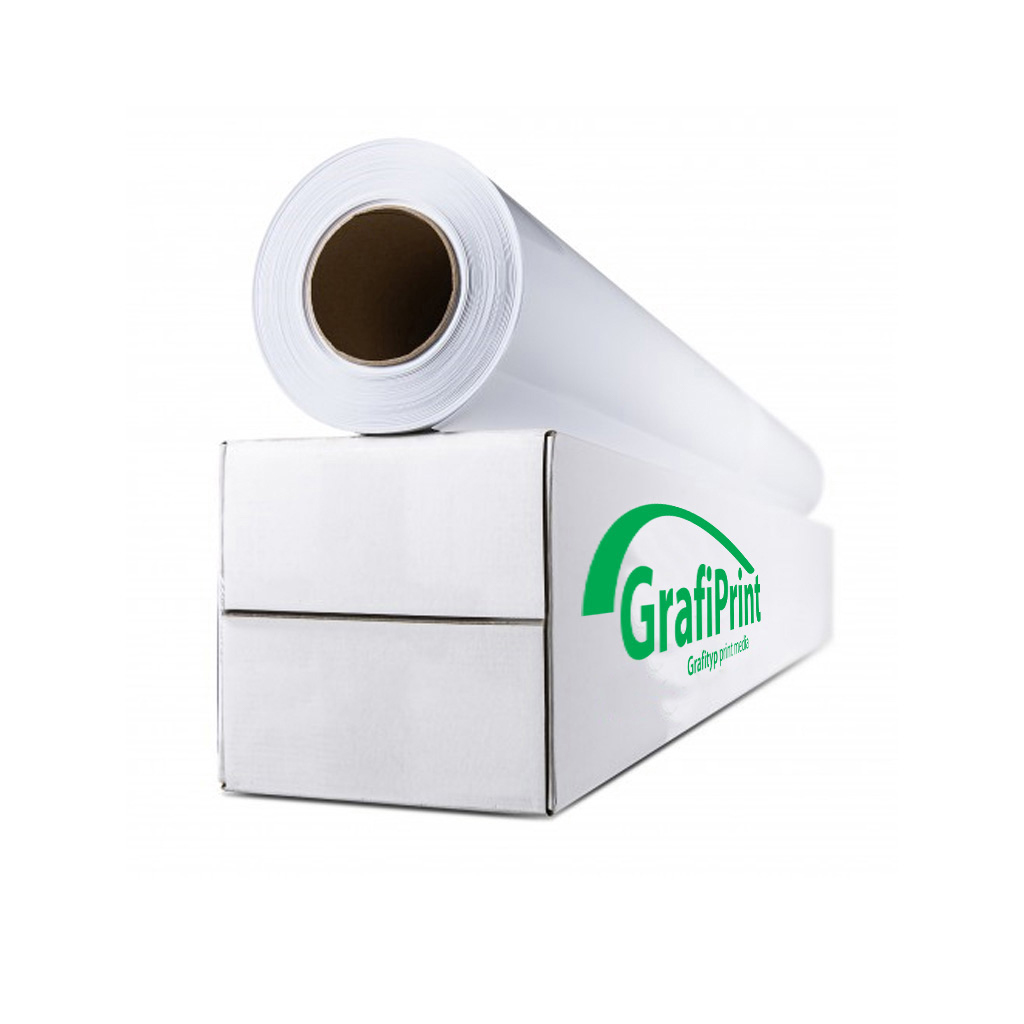 "60-S30-10 Clear Cast Permanent Adhesive GrafiWrap 1525mm (60"") x 10m"