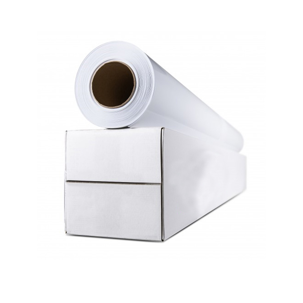 Ignisafe Fire Resistant (M1, B1 & A2 Certified) 200gram Satin Paper 1370mm x 60m Roll