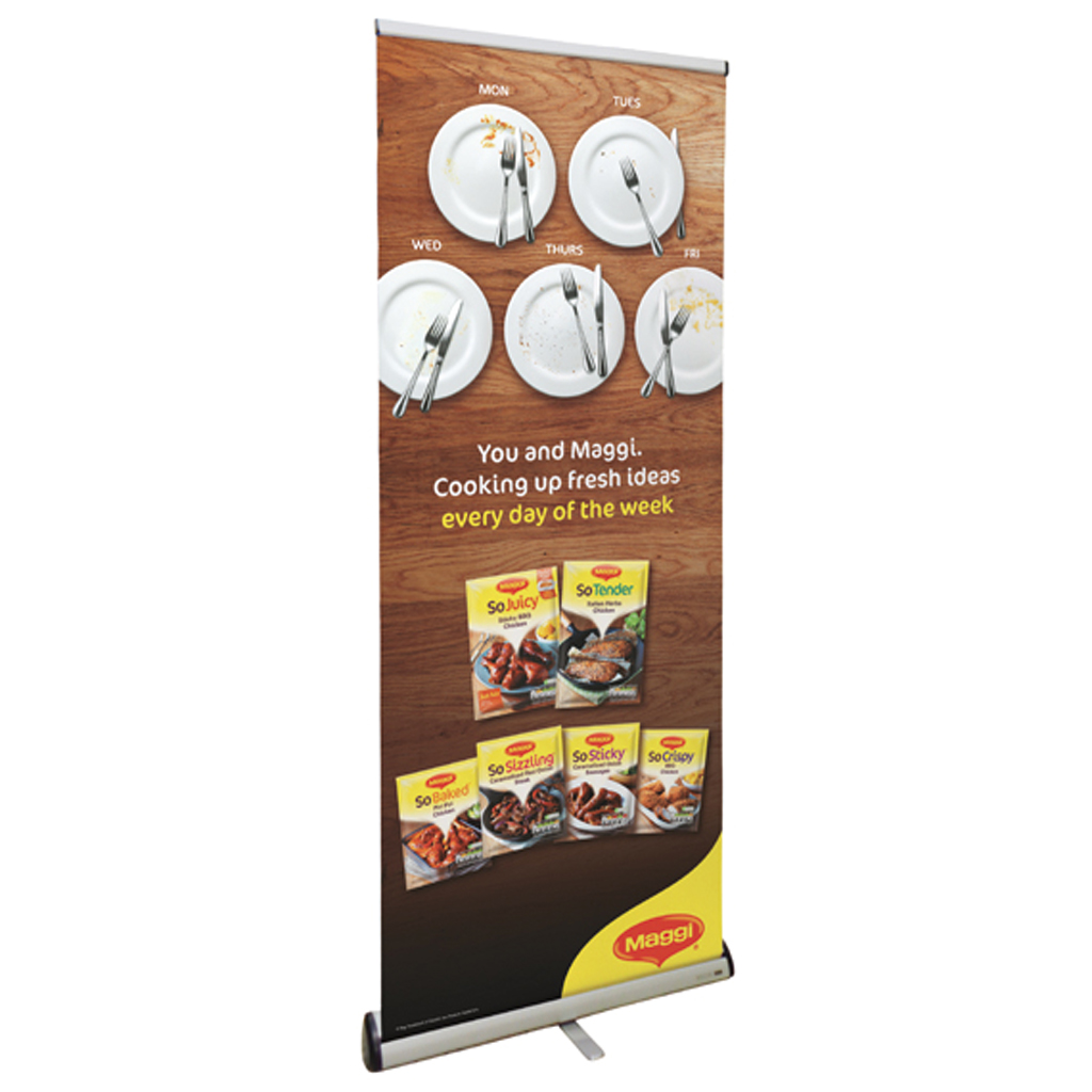 Rollsby Roll Up Banner Stand 800mm