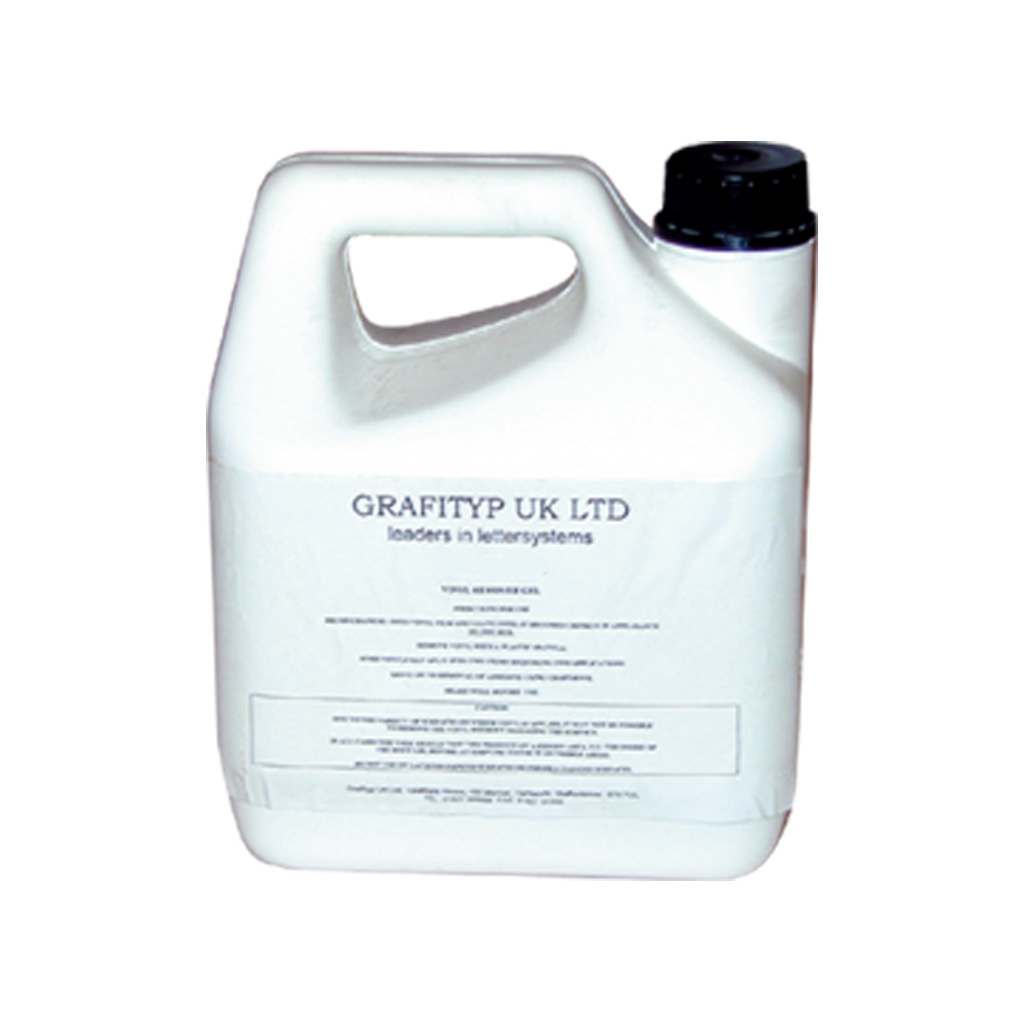 GRS3 Grafislip Cleaning and Application Fluid 3 Litre