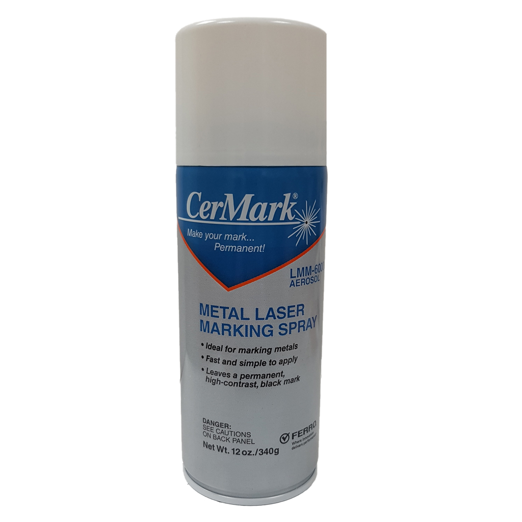 Cermark® LMM-6000 Metal Mark Spray Can 340g, 12oz