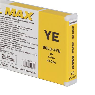 Roland ECO-SOL MAX Yellow 220ml