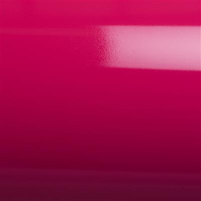 GPW37 Hot Pink Gloss Polymeric Wrap 1525mm