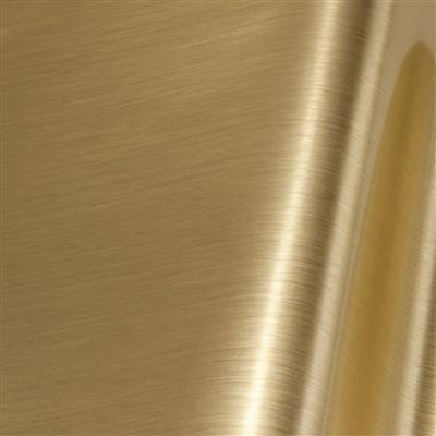 6-RT4 Brushed Gold Indoor/Outdoor 610mm