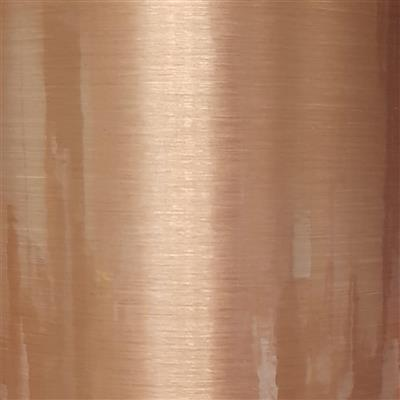 12-RT22 Fine Brushed Rose Gold Indoor/Outdoor 1220mm