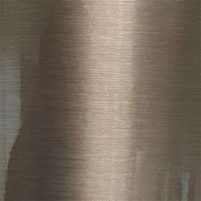 12-RT25 Fine Brushed Bronze Indoor/Outdoor 1220mm