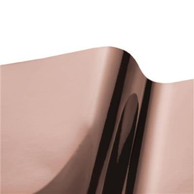 6-RT18 Smooth Rose Gold Indoor/Outdoor 610mm