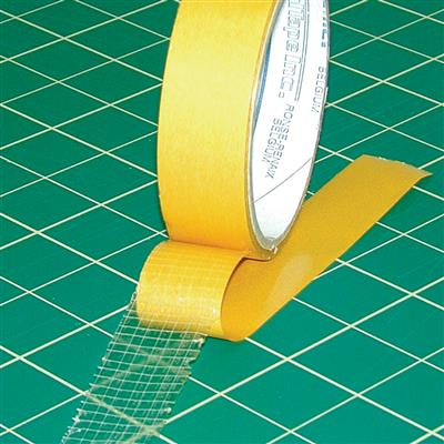 PolyNet Mesh Double Sided Hemming Tape 25mm x 50m Roll