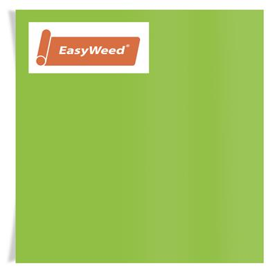 A4 Sheet Siser EASYWEED Apple Green