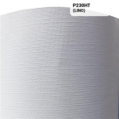 "54-P230HT Textured Linen Polymeric High Tack Wall Film 1370mm (54"") x 25m Roll"