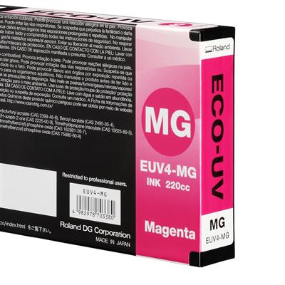 Roland UV 4 Ink Magenta  220ml