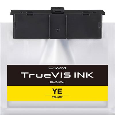 Roland TrueVIS INK Yellow 500cc