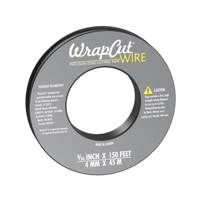 WrapCut Wire 4mm x 45m Roll