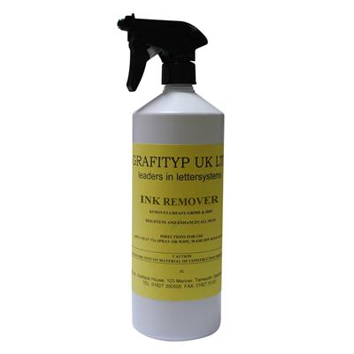Grafityp Ink Remover